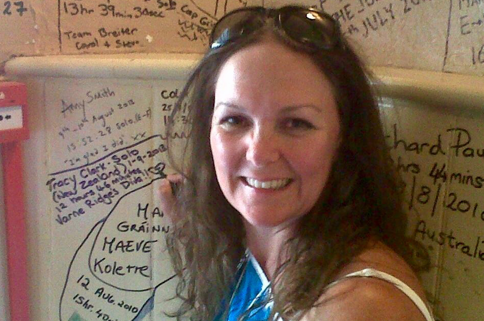 Signing Wall at White Horse Inn Dover