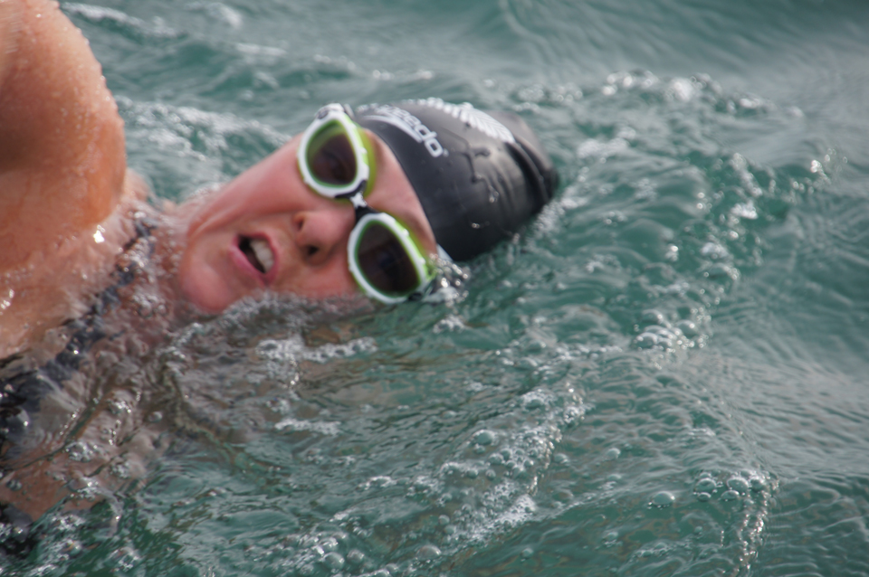 Swimming The English Channel