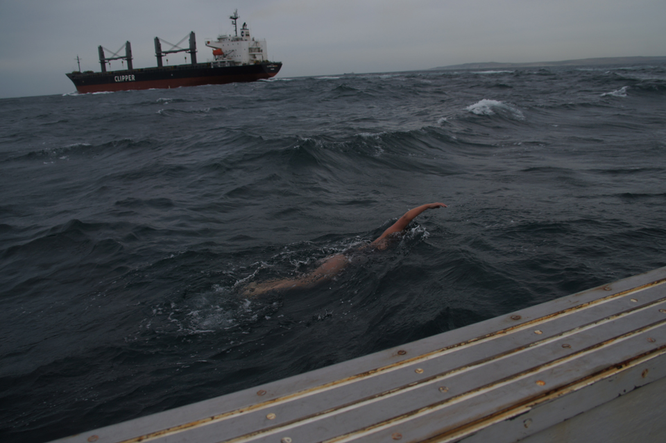 English Channel Weather Deteriorating