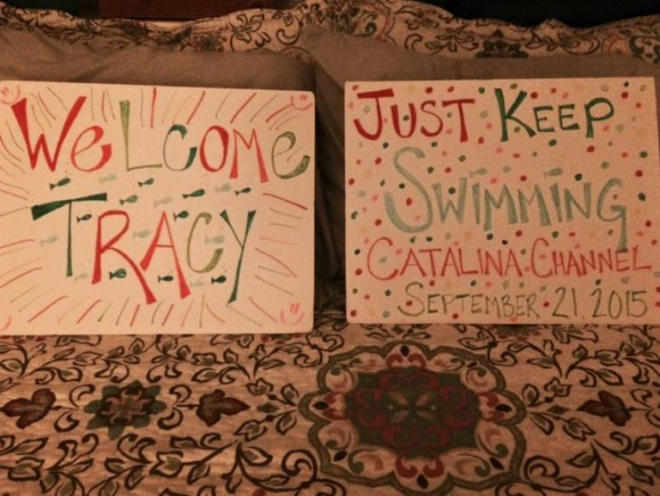 Welcome-signs-catalina-channel-swim