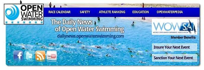 daily news open water swimming